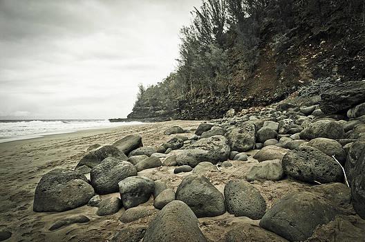 Rocky Beach by Jen Morrison