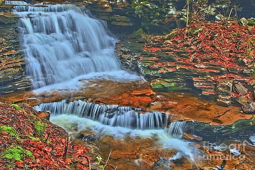 Adam Jewell - Rocky Pool Falls
