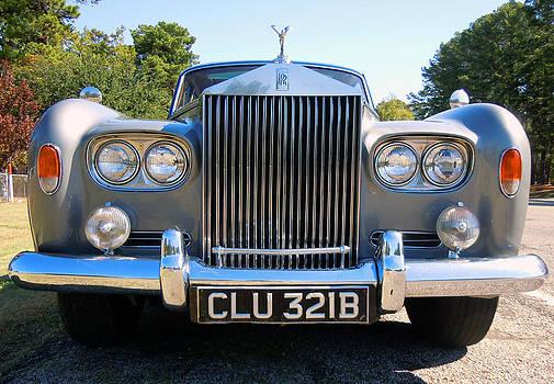 Rolls Royce by Joy Tudor