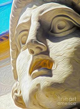 Gregory Dyer - Roman Statue