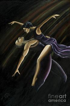 Romance of Dance by Frank Sowells Jr