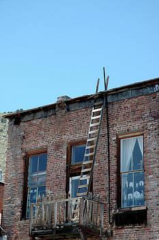 LeeAnn McLaneGoetz McLaneGoetzStudioLLCcom - Roof Escape the heat Virginia City Nevada
