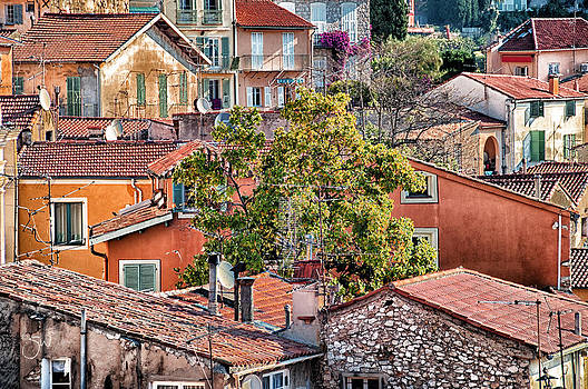 Rooftops by Shari Whittaker