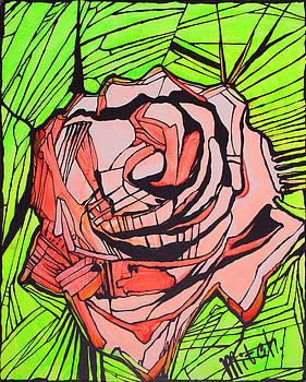 Rose 3 by Dina Ignatenko