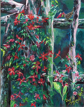 Rose and Wren by David Ignaszewski