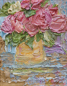 Rose bouquet by Tara Leigh Rose