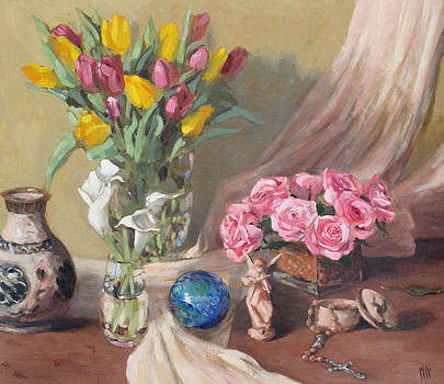 Roses for Mary by William Noonan