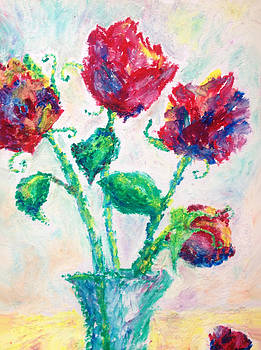 Roses by Veronica Webster