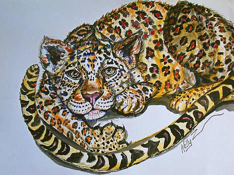 Rosie Jaguar Cub by Kelly     ZumBerge