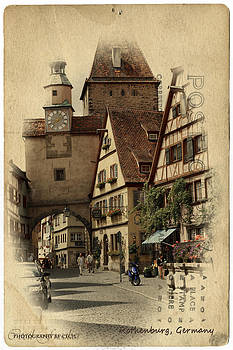Rothenburg German by Cecil Fuselier