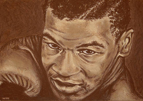 Round 7 Mike Tyson by FND Myks