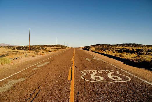 Wayne Stadler - Route 66