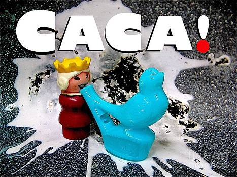 Royal Caca by Ricky Sencion