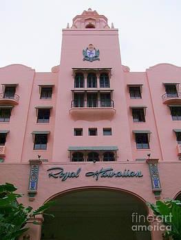 Mary Deal - Royal Hawaiian Hotel - Honolulu