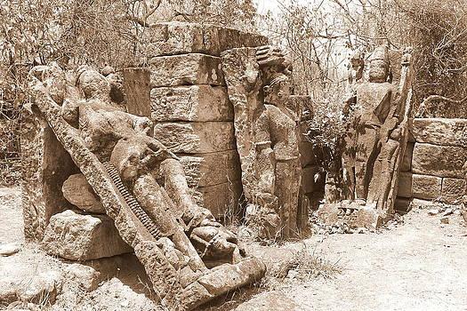 Ruins by Manaswinee Mohanty