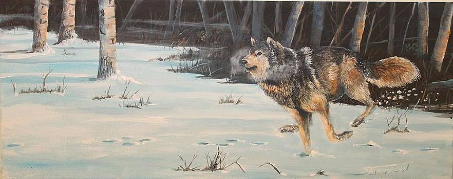 Run by Scott Thompson