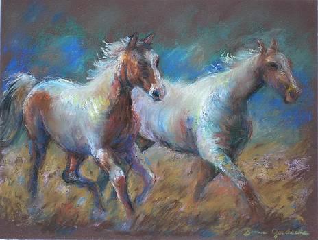 Running Free by Bonnie Goedecke