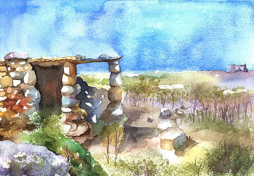 Rural Malta by Lydia Irving