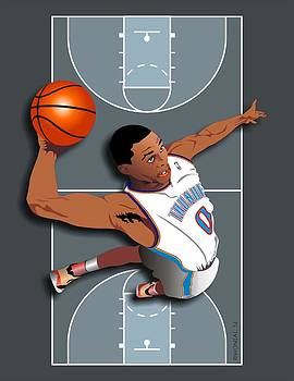 Walter Oliver Neal - Russell Westbrook