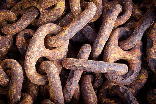 Adam Pender - Rusty Anchor Chains in Key West