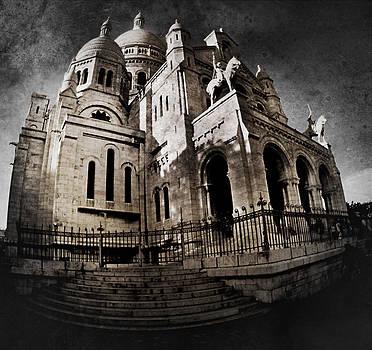 Sacre Coeur by Torgeir Ensrud