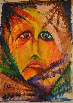 Sadness by Valeria Giunta