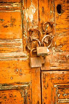 Safely Locked by Preston Coe