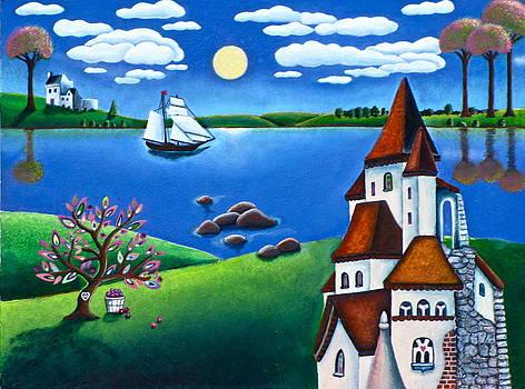 Sail Away by Lori Miller