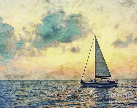 Sailing Along by Jessica Palotas