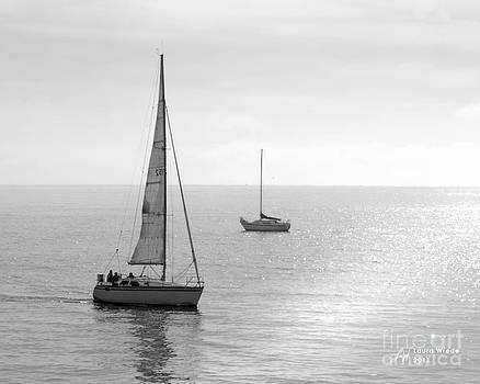 Artist and Photographer Laura Wrede - Sailing in Calm Waters