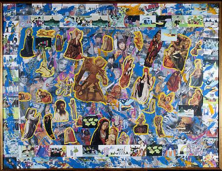 Saints and sinners by Carl Schumann