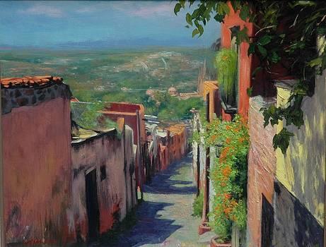 San Miguel by William Martin