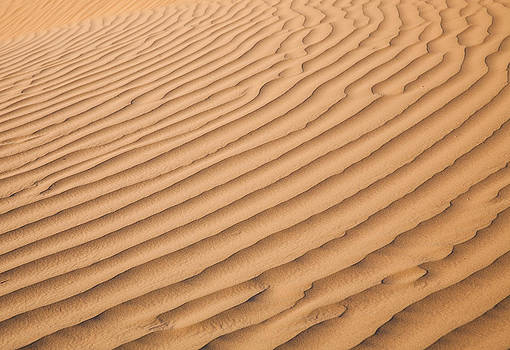 Sand Structure by Frits Selier