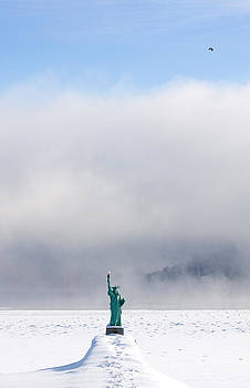 Sandpoint Liberty by Marie-Dominique Verdier