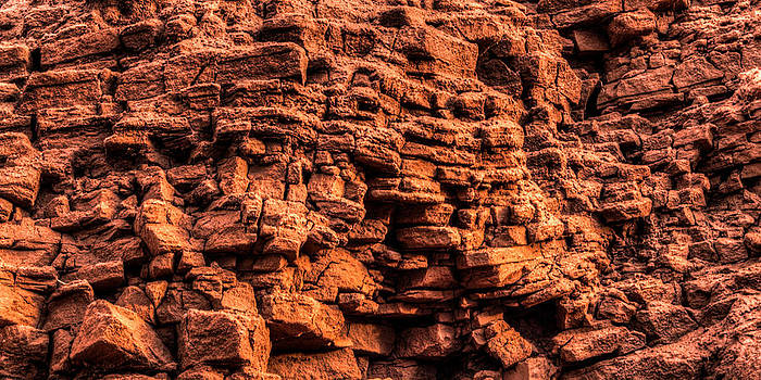 Matt Dobson - Sandstone Wall