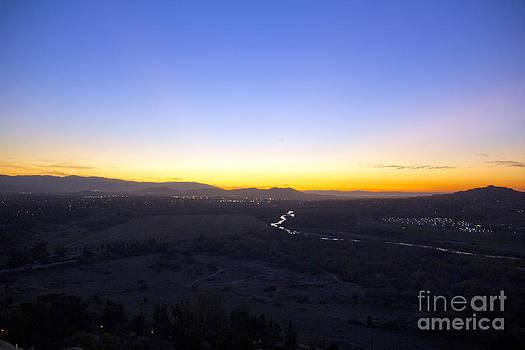 Santa Ana River by Molly Heng