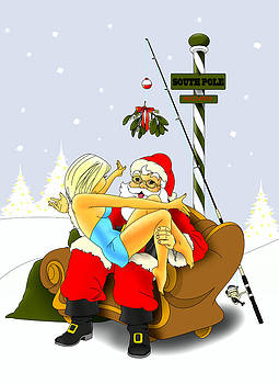 Santa Goes South by Lynn Rider