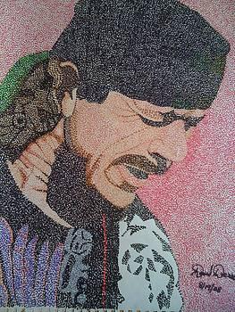 Santana by David Duerson