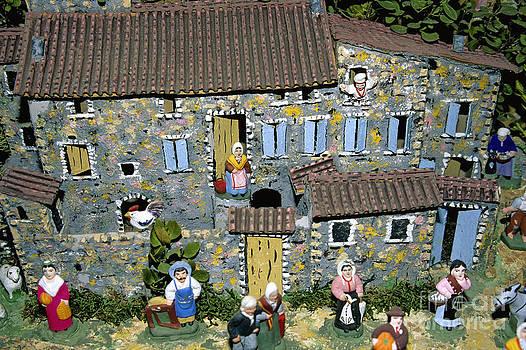 BERNARD JAUBERT - Santons. Provence