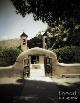 Santuario de Chimayo by Virginia Furness