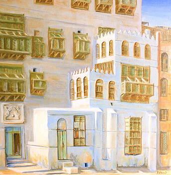 Yvonne Ayoub - Saudi Old Jeddah 02