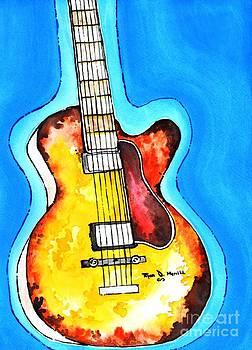 Scenic Drive Blues by Ryan D Merrill