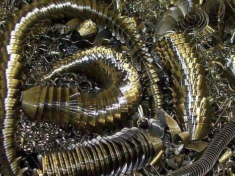 MB Matthews - Scrap Spirals