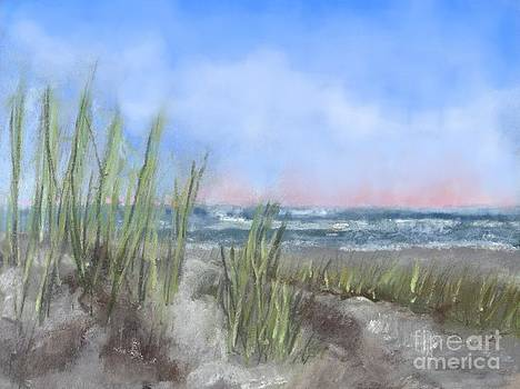 Sea Isle Dunes by Denise Dempsey Kane