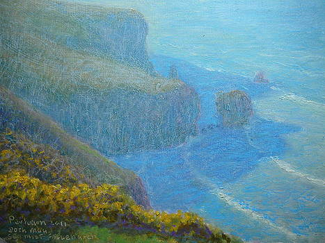 Terry Perham - Sea Mist On Fallen Arch