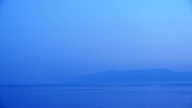 Sea of Marmara by SM Shahrokni