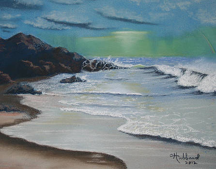 Seascape 4 by Charles Hubbard