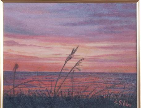 Seaside Serenity by Arlene Gibbs