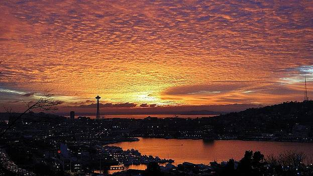 Ginger Denning - Seattle Sunset