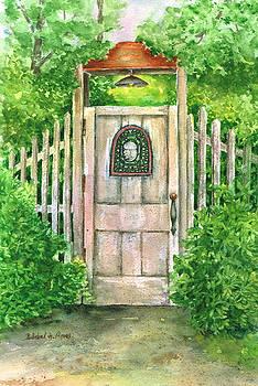 Secret Garden by Barbel Amos